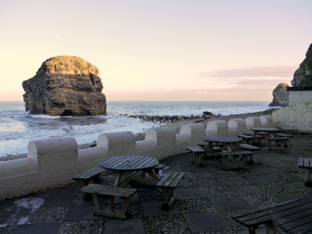 Photo by: Marsden Grotto by Andrew Curtis/Geograph.co.uk.