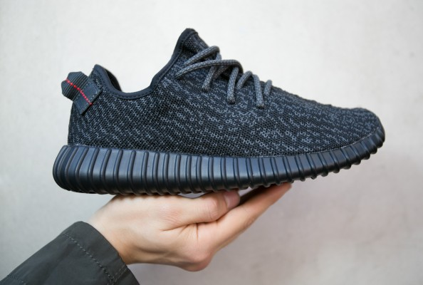 Sultan Est, bought a pair of limited addition Adidas Yeezy Boost 350 trainers, designed by musician Kanye West, at Foot Locker in Oxford Street, London.