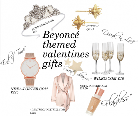 beyonce themed valentines gifts