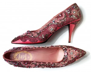Roger Vivier for Christian Dior @ Victoria and Albert Museum, London.