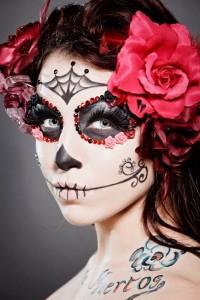Halloween-Makeup-For-Women-–-60-Creepy-Makeup-Ideas-43