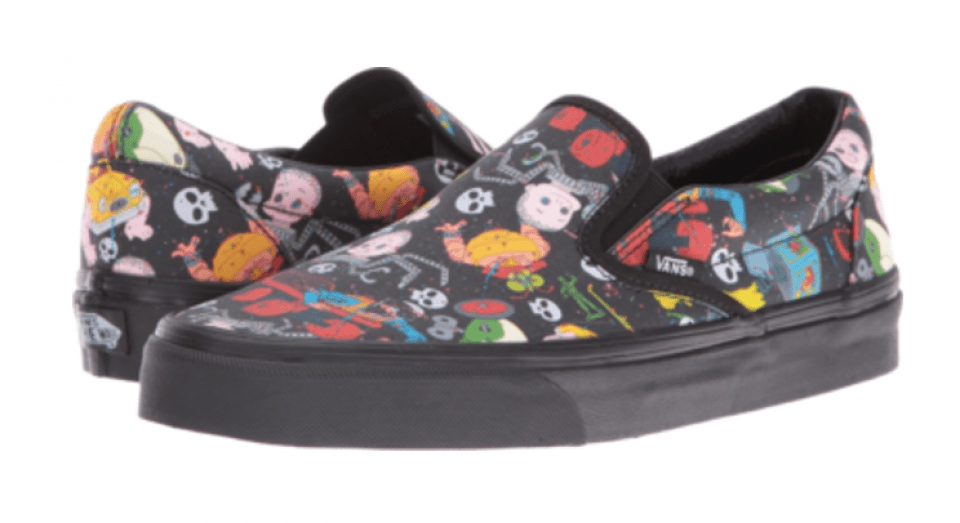 To Infinity And Beyond Vans X Toy Story Hitting Stores On Nov 29