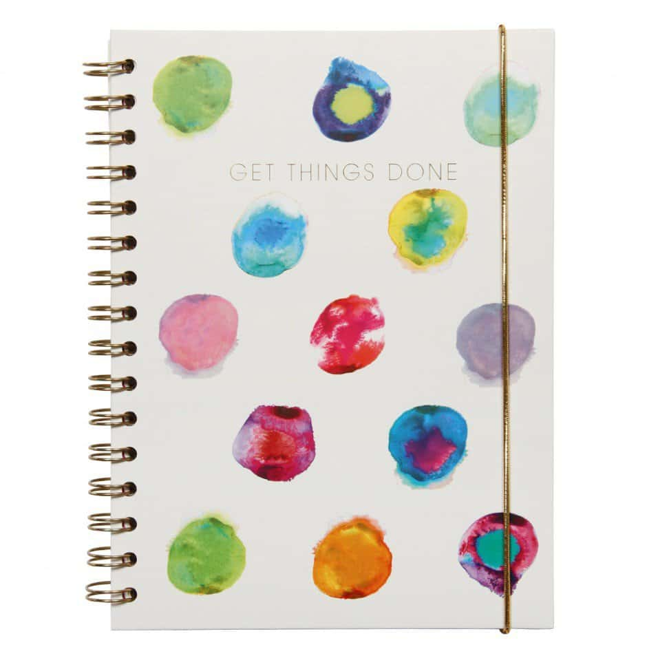 Paperchase Get Things Done Journal. £8