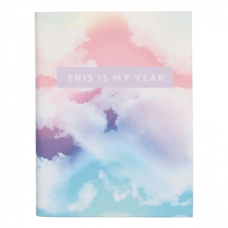 Paperchase Diary. £11