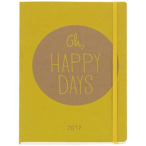 Go Stationery Diary, available at John Lewis. £8.50