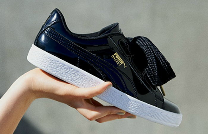 cfac7821bac Get these in your basket! Office introduce new Puma Basket Heart ...