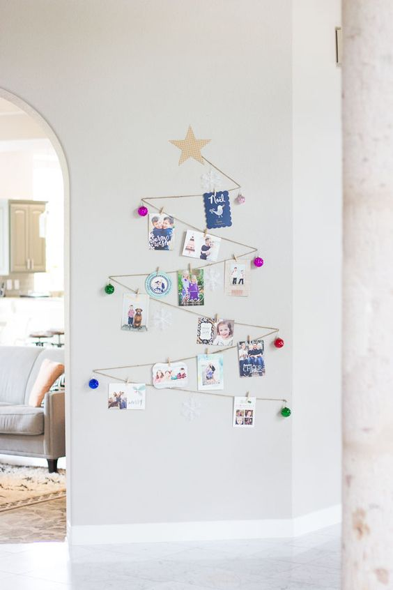Top 5 Pinterest Christmas Card Displays