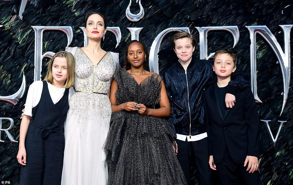 Maleficent 2 Red Carpet Report Fashion North